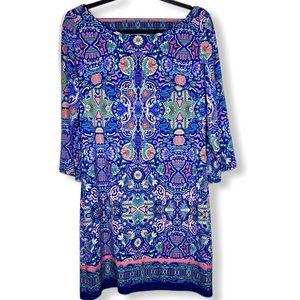 [ Laundry By Shelli Segal ] Pattern dress